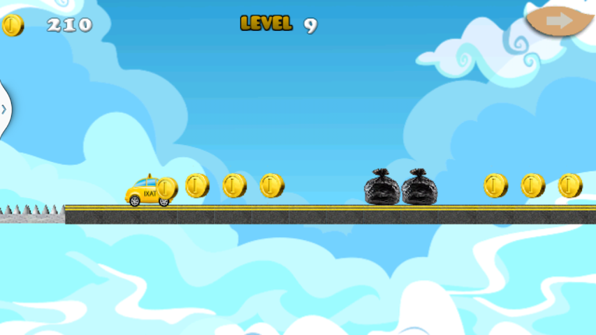 android Super Taxi  Driving Screenshot 1