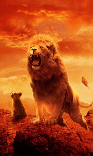 Talking Lion ss1