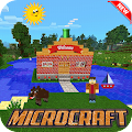 Microcraft: Crafting & Building - Exploration APK