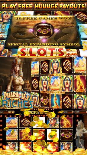 Pharaoh's Secret Riches Vegas Casino Slots 1.2 screenshots 8