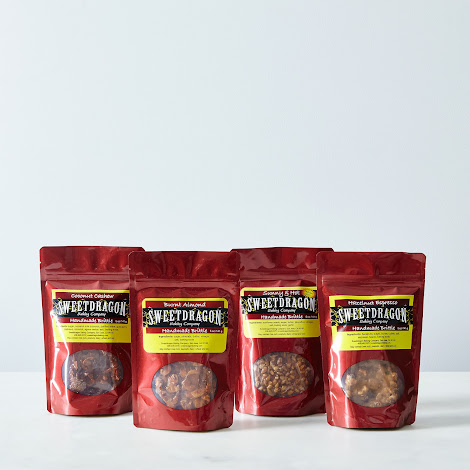 Nutty Brittle Variety Set (Set of 3)