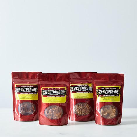 Nutty Brittle Variety Set (Set of 3)