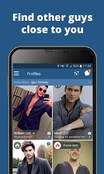 Ziipr - gay app chat and date