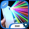 Laser Pointer Light Free Prank icon