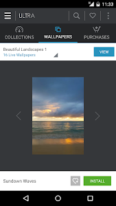 Ultra HD Video Live Wallpapers screenshot 6