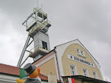Photo: this salt mine is on the UNESCO world list of cultural and natural heritage since 1978