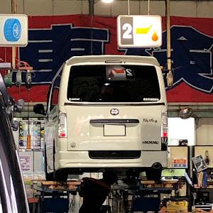 ハイエースバン TRH200V S-GL改 2010年式のカスタム事例画像 Makotin200さんの2019年05月01日13:57の投稿
