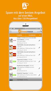 Aktionsfinder- screenshot thumbnail