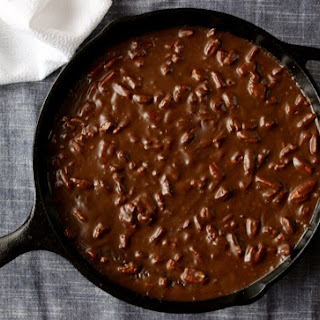 Skillet Texas Chocolate Sheet Cake