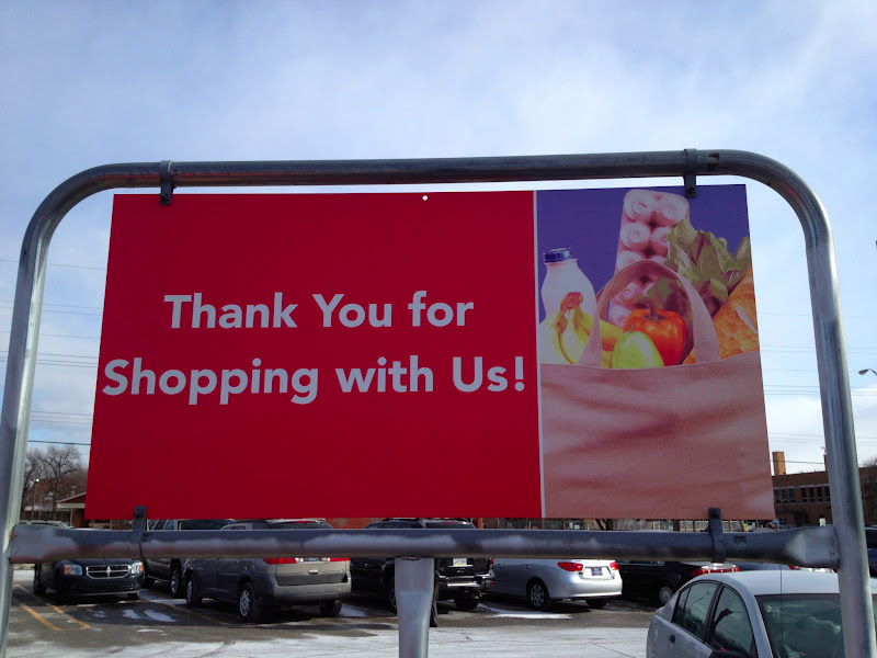 Photo: Shopping success!
