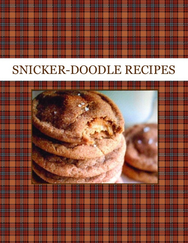 SNICKER-DOODLE RECIPES