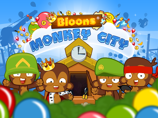Bloons Monkey City 1.12.1 screenshots 15