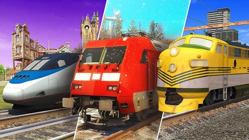 Train Driver 2020  captures d'écran 1