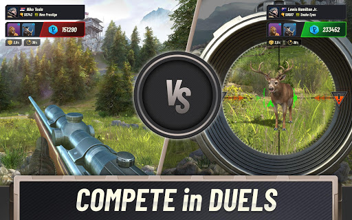 Hunting Clash: Animal Hunter Games, Deer Shooting 2.3a de.gamequotes.net 3