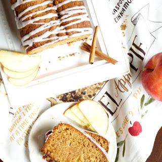 Apple Cinnamon Loaf Cake Recipe