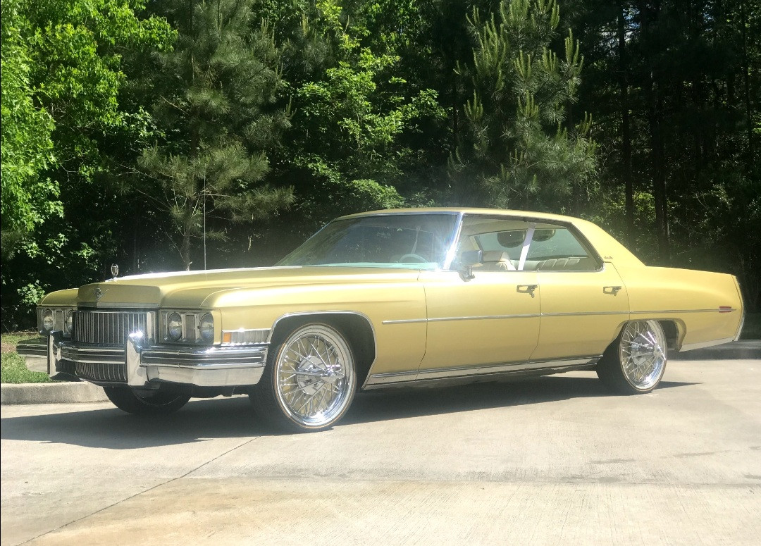 Cadillac Deville Hire New Caney