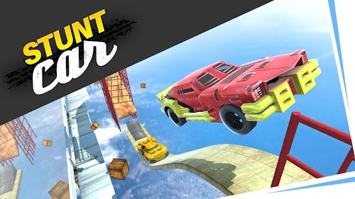 Screenshot 1 Stunt Car 1.7 APK MOD