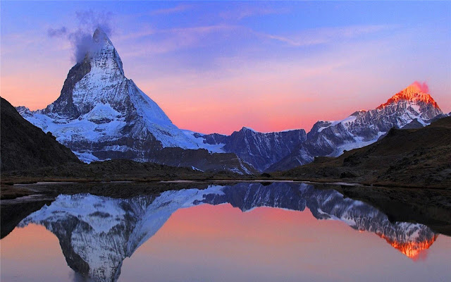 Alps Theme & New Tab