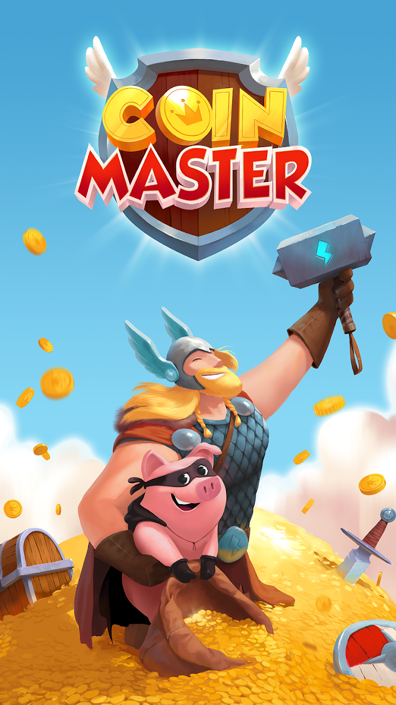 Coin Master Mod Apk (Unlimited Coins/Spins) 1