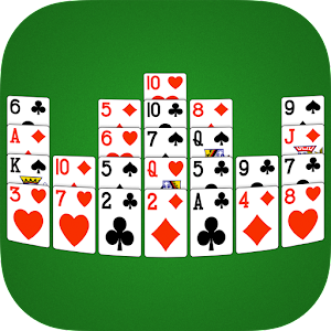 Crown Solitaire: A New Puzzle Solitaire Card Game