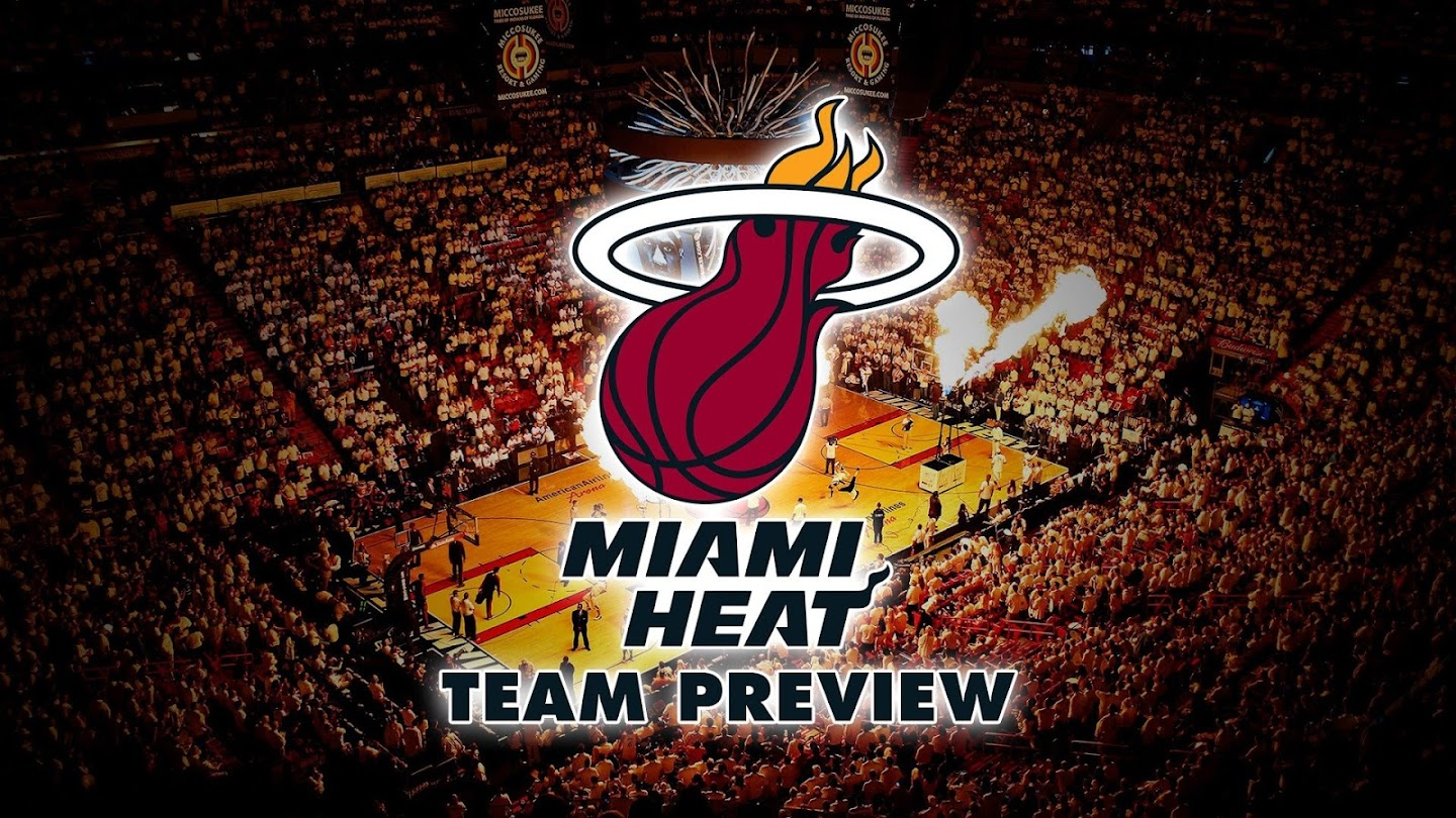 Watch Miami Heat Team Preview live