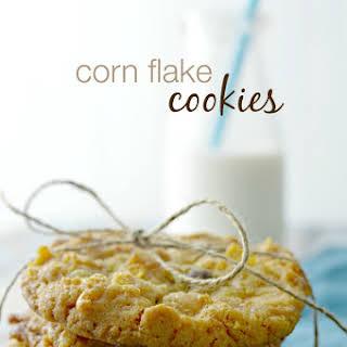 Corn Flake Cookie.