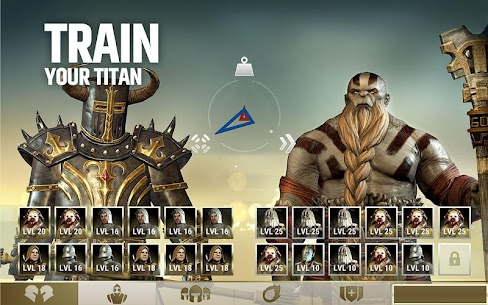 Download Dawn of Titans MOD APK DATA Files- Epic War Strategy Game 2