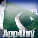 Pakistan Flag Live Wallpaper icon