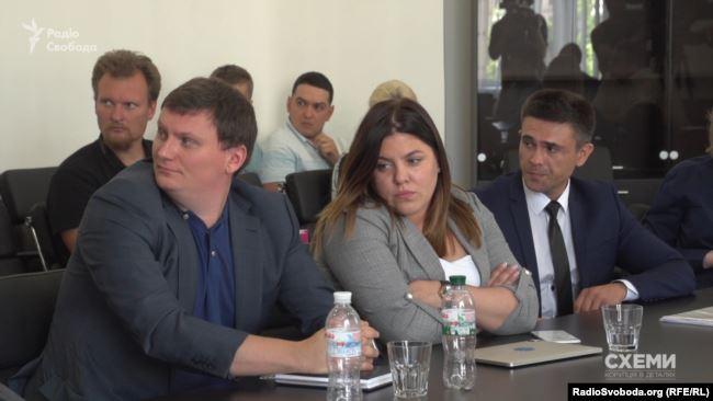 Представники «Скомпані» не надали чітких відповідей на запитання громадських активістів