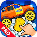 Car Detailing Game for Kid Pro icon