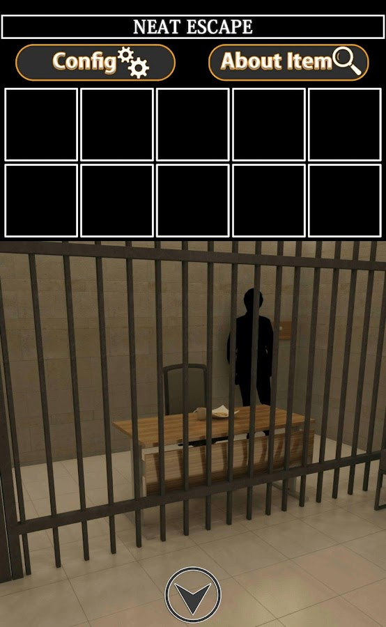 Escape Games: Cage- screenshot