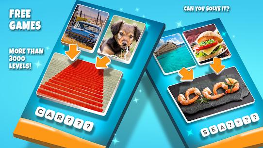 2 Pictures 1 Word – Offline Games 8