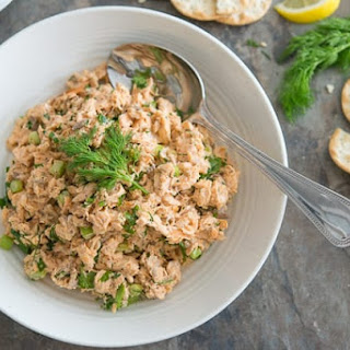 Stephen'S Favorite Salmon Salad Recipe