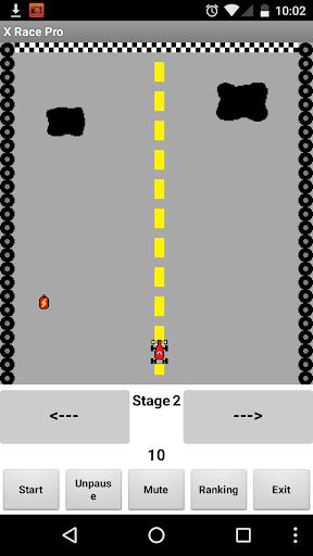 X Race Pro
