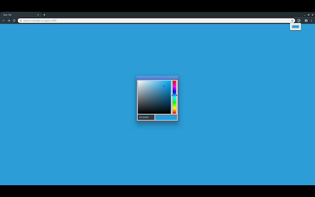 Colorful Empty New Tab