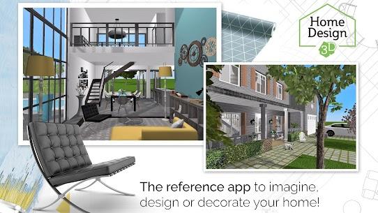 Home Design 3D Mod Apk + OBB 4.4.1 (Full Unlocked) 1
