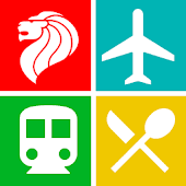 Singapore Travel Guide, Attraction, MRT, Map, App
