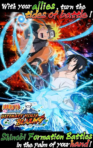 Ultimate Ninja Blazing 1.5.5 (Mods) Apk