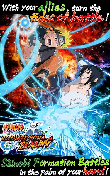 Ultimate Ninja Blazing v1.5.9 (Mod)