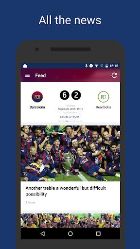 免費下載運動APP|Barcelona Live app開箱文|APP開箱王