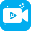 Photos Video Maker With Music - Slideshow Maker icon