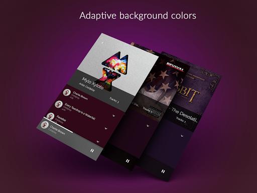 Musicana Music Player 1.2.2 screenshots 5