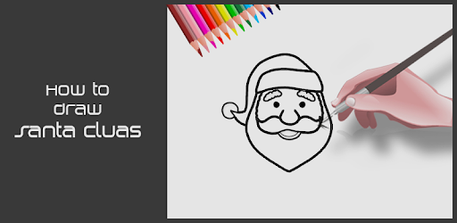 How To Draw Santa Claus Learn To Draw Christmas Apps On Google Play