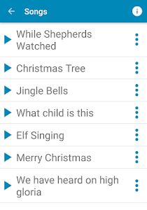 Christmas Ringtones screenshot 2