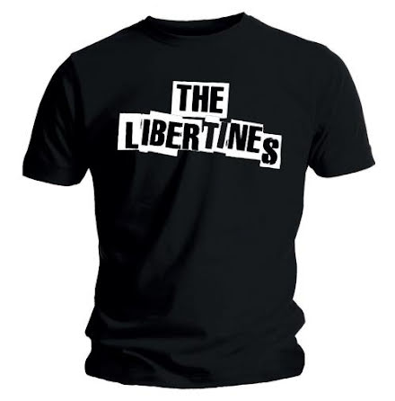 T-Shirt - Libertines - Logo