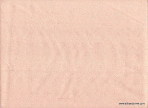 Photo: 100% Powerloom Dupioni Silk - Orient 024
