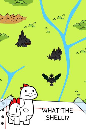 Turtle Evolution - Mutant Turtles Clicker Game 1.0.6 screenshots 3