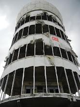 Photo: Juni 2011 Erdheilungsreise nach Berlin auf den Teufelsberg zur ehemaligen Stasi-Abhörstadion