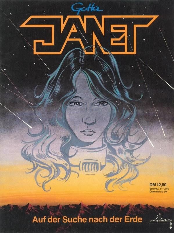 Janet (1986) - komplett