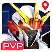 Fhacktions GO - GPS Team-PvP-Eroberungskampf icon